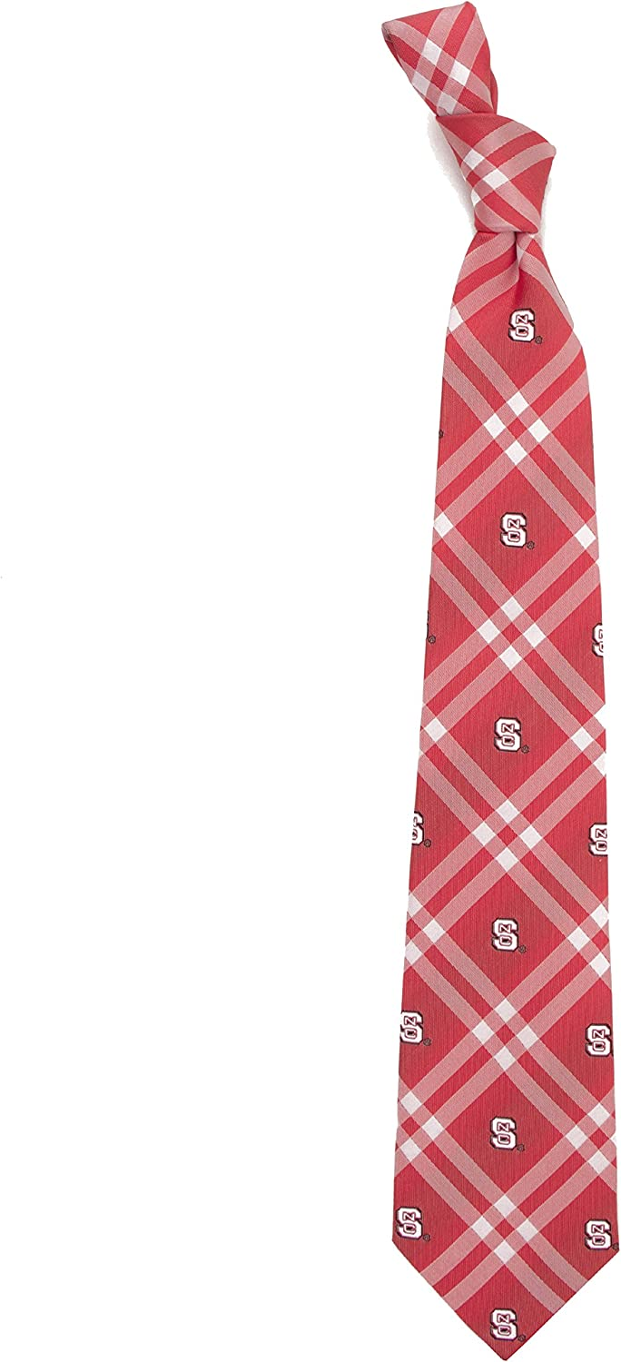 North Carolina State Rhodes Neck Tie Eagles Wings