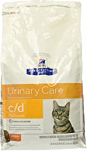 HILL'S PRESCRIPTION DIET c/d Multicare Urinary Care with Chicken Dry Cat Food, 8.5 lb Bag