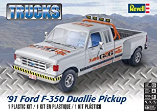 Revell 91 Ford F-350 Duallie Pickup Model Kit