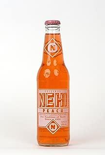 Nehi Peach Soda, 12 Ounce (6 Glass Bottles)