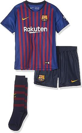 35b269f5511 Nike 2018/19 FC Barcelona Stadium Home Equipación de fútbol, Unisex niños