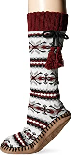 Women's Slipper Socks with Tassels