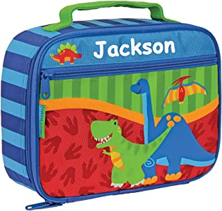 Personalized Stephen Joseph Space Dinosaur Dino Lunch Box With Name