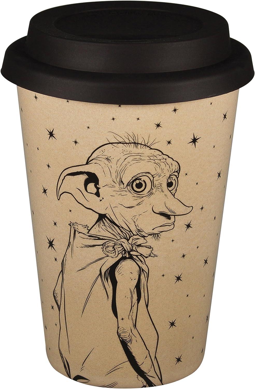 Harry Potter 1 year warranty 400ml Eco Travel - Mug Dobby Over item handling ☆