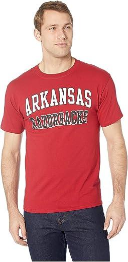 Arkansas Razorbacks Jersey Tee