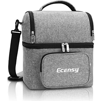 Cooler Bag - Soft Cooler Insulated Bag Leakproof for Camping/Picnic/Travel/Trip/Beach, Collapsible 28-can Cooler Reusable Waterproof for Women & Men(15L)
