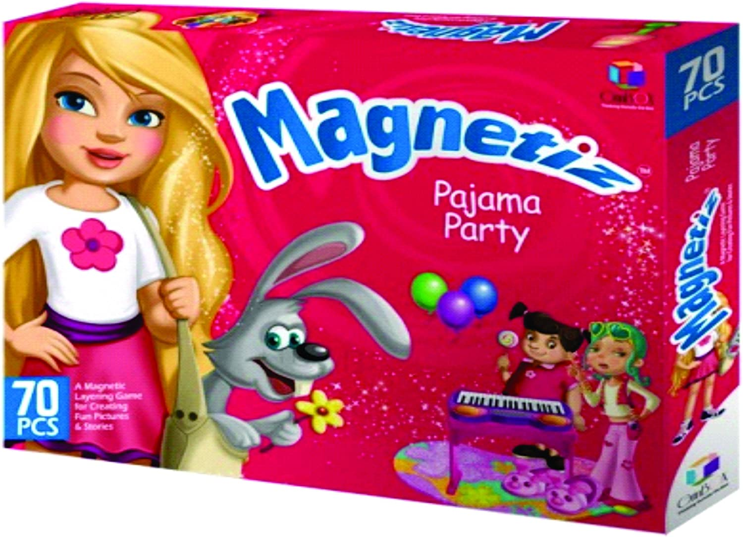 Magnetiz -Pajama Party Game