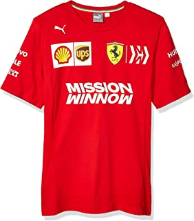 Motorsport Men's Ferrari Team Tee