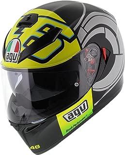 AGV Unisex-Adult Full-face-Helmet-Style Motorcycle (Multi, X-Large)