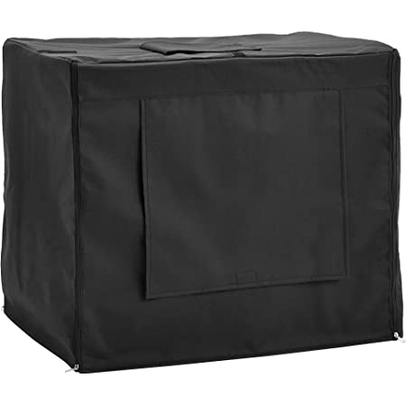 AmazonBasics Dog Metal Crate Cover, 24-Inch