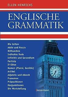 Englische Grammatik: Die Zeiten, Aktiv und Passiv, Hilfsverb