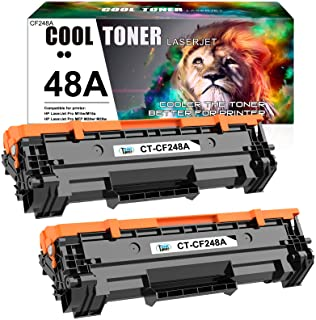 Cool Toner Compatible Toner Cartridge Replacement for HP 48A CF248A M28w M15w Toner Cartridge HP Laserjet Pro MFP M28w M29...