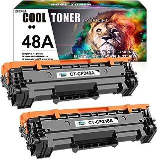 Cool Toner Compatible Toner Cartridge Replacement for HP 48A CF248A HP Laserjet Pro M15w MFP M29w M28w Toner M15a M28a M29...