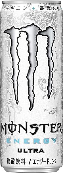 Amazon   アサヒ飲料 モンスターウルトラ缶 355ml×24本   モンスター   食品・飲料・お酒 通販
