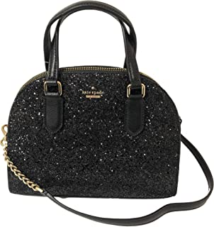 Kate Spade Laurel Way Glitter Mini Reiley Crossbody Handbag