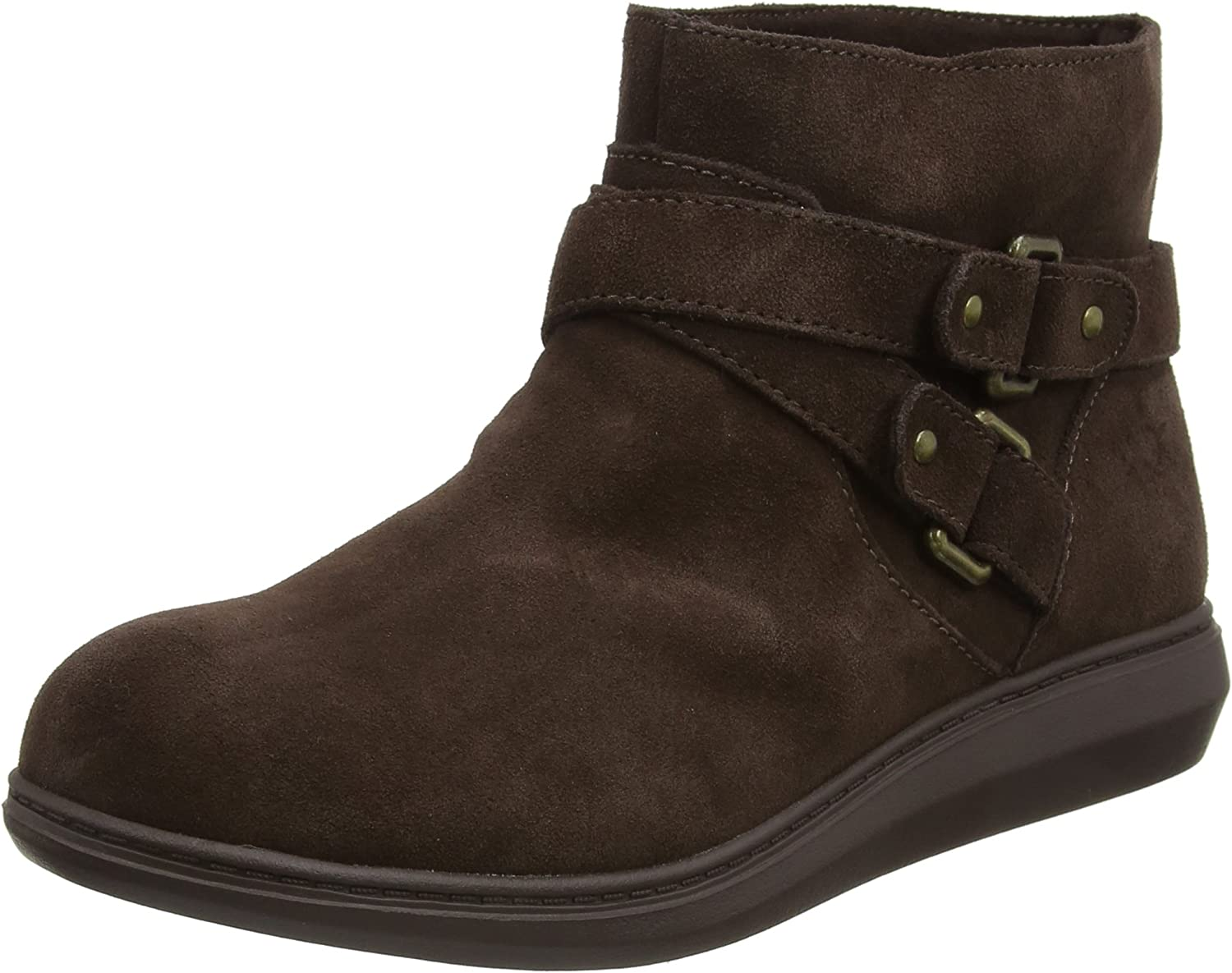 Rocket Dog Manilla Suede Womens Ankle Boots