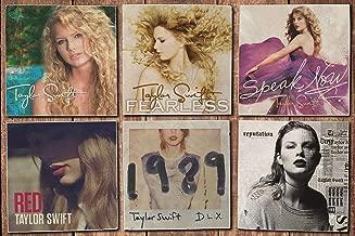 Taylor Swift Coasters