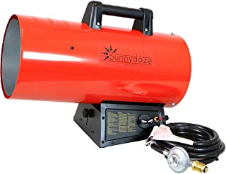 Flagro USA Propane Construction Heater Model Number F-375T 375,000 BTU