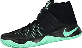 Men's Kyrie 2 Basketball Shoes 14 M US Black Green Glow