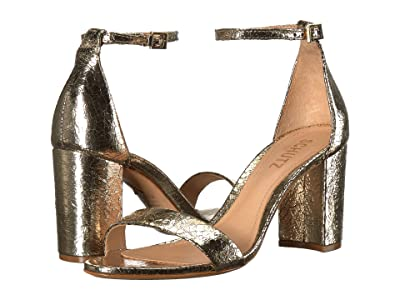 Schutz Anna Lee (Platina New Craquele) Women