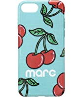 Marc Jacobs - Cherry Ripstop iPhone 8 Case