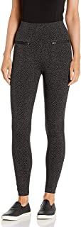Marca Amazon - Daily Ritual Ponte Zip Pants - pants Mujer