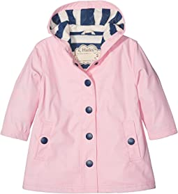 Hatley Kids - Classic Pink Splash Jacket (Toddler/Little Kids/Big Kids)