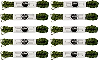 10 Elastic Boot Bands - USMC Military Blousing Straps
