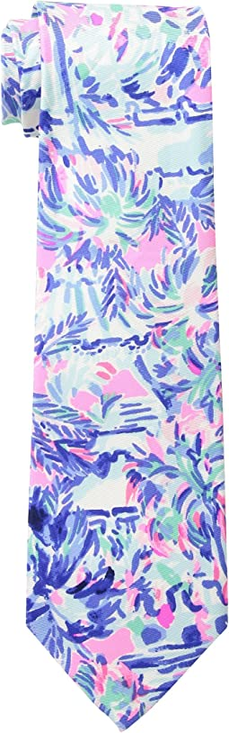 Lilly Pulitzer Men's Tie