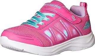 Skechers Girl's Glimmer Kicks Shimmy Brights Sneaker