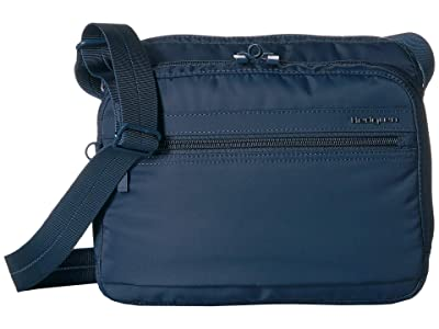 Hedgren Metro RFID Shoulder Bag (Dress Blue) Shoulder Handbags