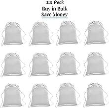 white drawstring bag bulk