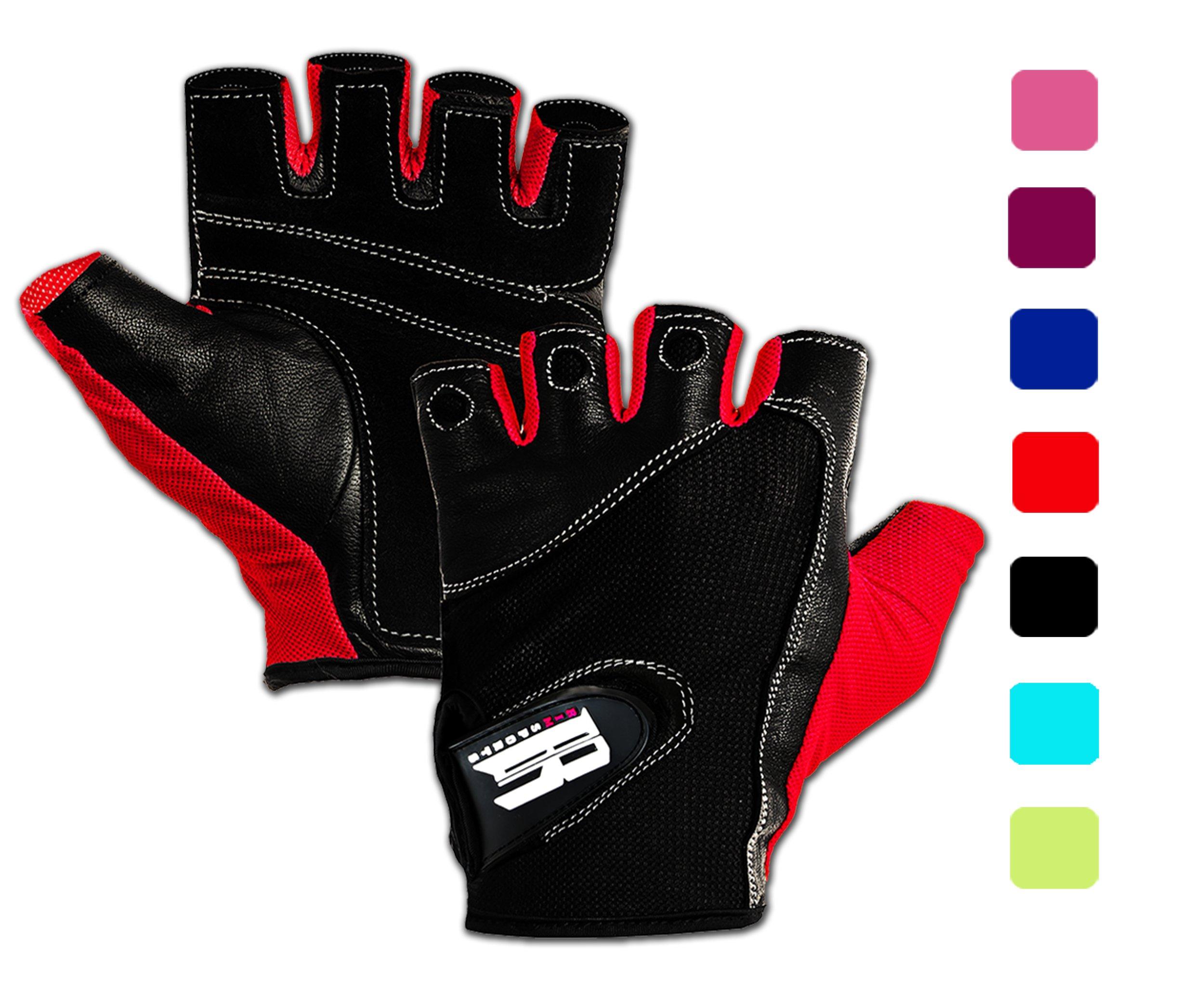 RIMSports Weight Lifting Gloves Gym