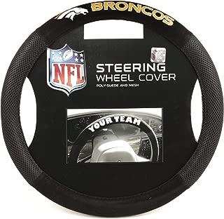 Best nfl steering wheel covers Reviews