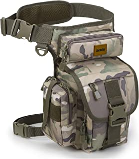Jueachy Drop Leg Bag for Men Metal Detecting Pouch...