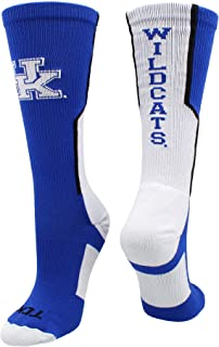 University of Kentucky Wildcats Perimeter Crew Socks