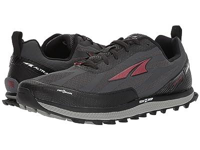 Altra Footwear Superior 3.5 (Black/Red) Men