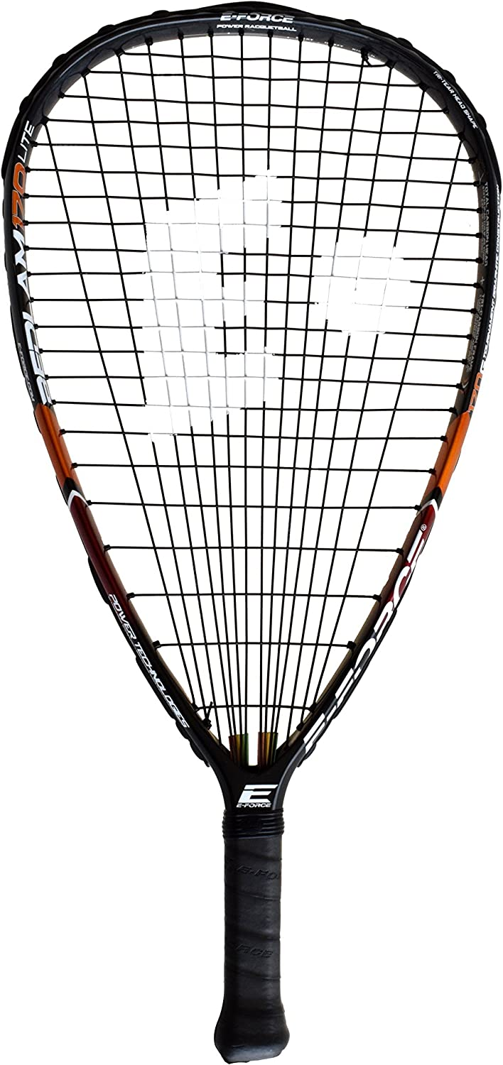 170 grammes Bedlam Lite Racquetball Racquet with 9.2cm Grip from EForce