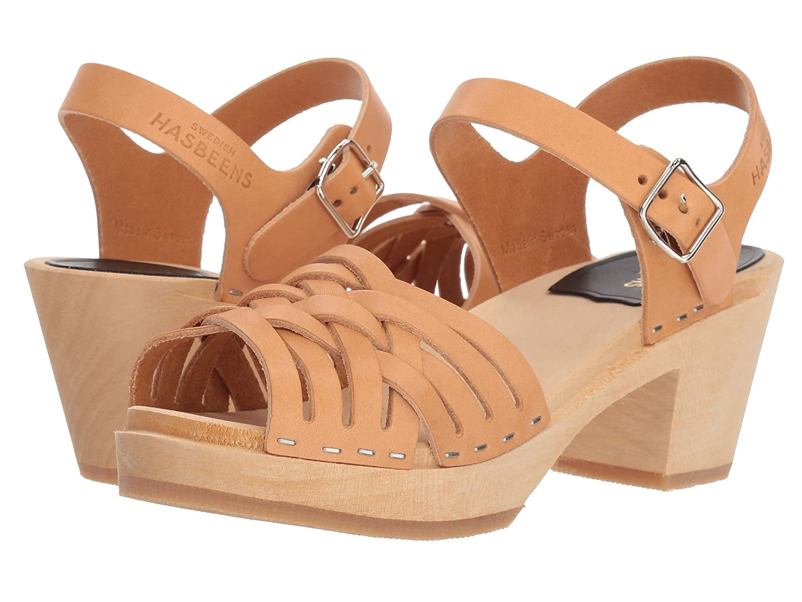 Swedish Hasbeens Braided HighCheap and distinctive eye-catching shoes