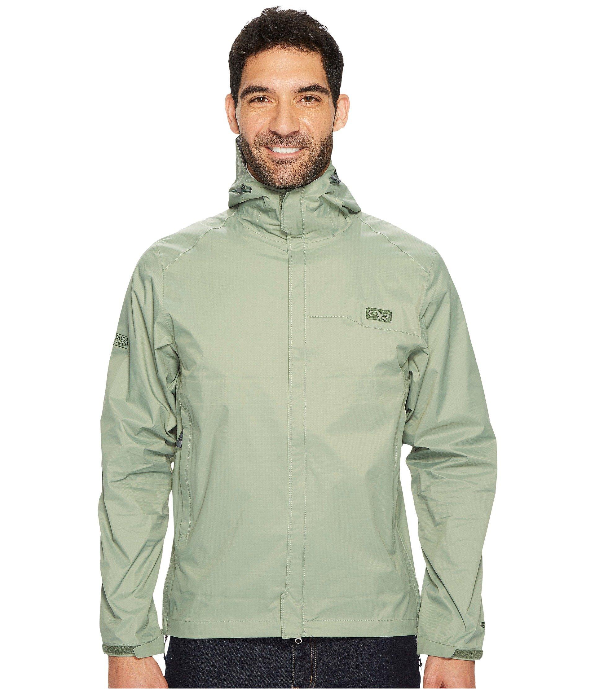 Research Jacket Horizon Outdoor Green Sage Px4gACqw