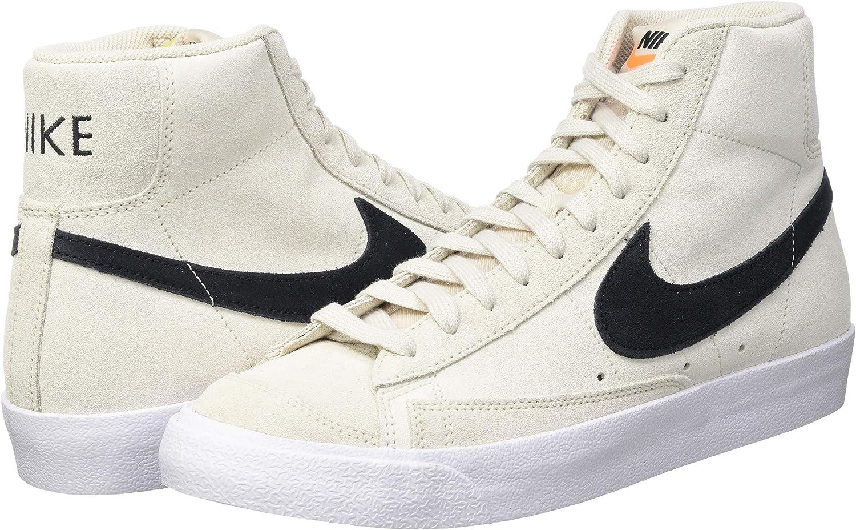 Amazon.com | Nike Men's Blazer Mid 77 Suede Basketball Shoe ...