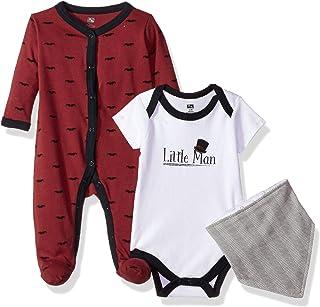 bdafb5778 Amazon.com  Reds - Layette Sets   Clothing  Clothing
