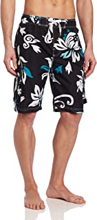 Floral Mesh Swimsuit