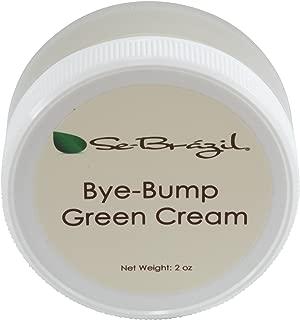 Se-Brazil Bye Bump Green Cream 2oz