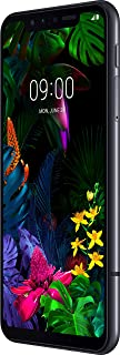 LG G8s - Smartphone (Pantalla OLED de 15,77 cm (6,21 Pulgadas), 128 GB de Memoria Interna, 6 GB de RAM, DTX:X Sound, Android 9)