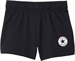 French Terry Chuck Patch Shorts (Little Kids)
