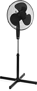 Tristar VE-5894 – Ventilador de pie, 40 centímetros, color negro