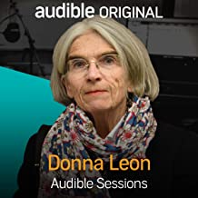 Donna Leon: Audible Sessions: FREE Exclusive Interview