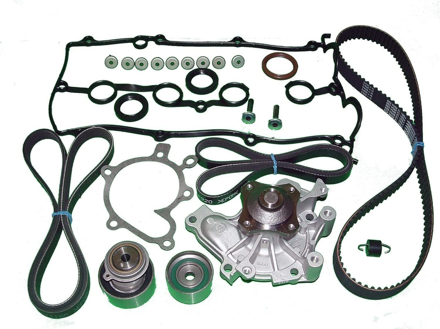 free shipping TBK 35% OFF Timing Belt Kit Replacement for to 2002 Protege 2003 Mazda 5