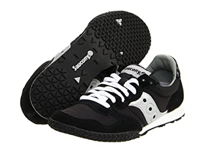 Saucony Originals Bullet (Black/Silver) Women